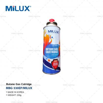 MILUX MBG-330EP CRV EXPLOSION-PROOF BUTANE GAS CARTRIDGE